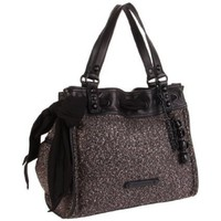 Juicy Couture After Dark Metallic Daydreamer Tote - designer shoes, handbags, jewelry, watches, and fashion accessories | endless.com