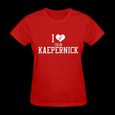 LOVE Colin Kaepernick on Wanelo