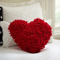 Heart Shaped Pillow | PBteen