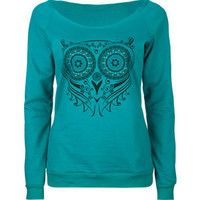 FULL TILT Owl Womens Sweatshirt 210889512 | Sweatshirts &amp; Hoodies | Tillys.com