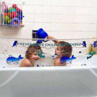 Bath Tub Splash Guard