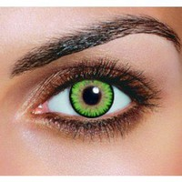 iColor Complete Contact Lenses - Emerald Green