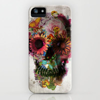 SKULL 2 iPhone Case | Print Shop