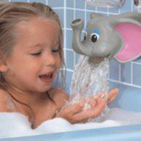 Baby Bath Faucet Spout Cover ? Elephant