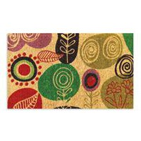 arboretum doormat - a modern, contemporary doormat from chiasso