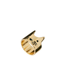 ASOS Cat Face Ring
