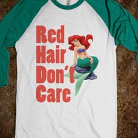 C - Red Hair Don&#x27;t Care 7