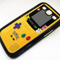 Samsung Galaxy S3 case Pokemon GameBoy Color