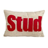 Stud Pillow - Pillows - Bedding