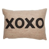 XOXO Pillow - Pillows - Bedding