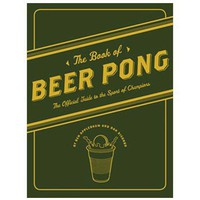 The Book of Beer Pong - Gifts + Kits
