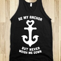 Be My Anchor (Dark Tank) - Vintage Beach