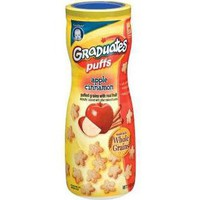 Gerber Finger Foods Puffs