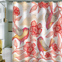 Cori Dantini Sprinkling Sound Shower Curtain