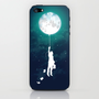 Burn the midnight oil  iPhone &amp; iPod Skin by Budi Satria Kwan | Society6