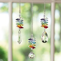 Crystal Rainbow Makers, Set of 3