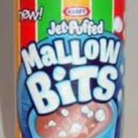 Kraft Jet-puffed Mallow Bits Vanilla Flavor Marshmallows