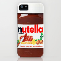 Nutella iPhone Case by Nicklas Gustafsson | Society6