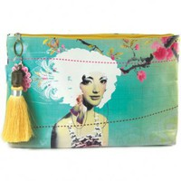 Wake Up Frankie - Fabulous Large Accessory Pouch