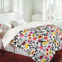 Rebekah Ginda Design Heatwave Duvet Cover
