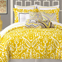 Trina Turk Bedding, Ikat Comforter and Duvet Cover Sets - Bedding Collections - Bed &amp; Bath - Macy&#x27;s