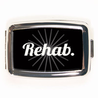 Retro-a-go-go!: Rehab Pill Box, at 18% off!