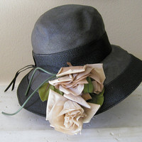 Lilly Dache&#x27;s Vintage Hat by MarysVintageLoved on Etsy