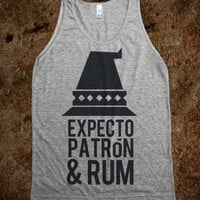 Expecto Tequila and Rum - Geekfreak