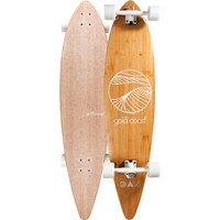 GOLDCOAST The Classic Bamboo Floater 171255414 | Longboards & Cruisers | Tillys.com