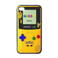 iPhone 4 Case Pokemon Gameboy Color Fits iPhone 4s by uniquecaze