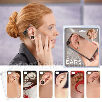 $11.99 ALL EARS WOMEN'S iPHONE CASE - Perpetual Kid