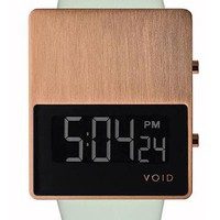VOID Copper Watch V01EL - Watchismo.com is an Authorized Dealer
