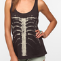 Urban Outfitters - Workshop Ribcage Tank Top