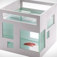 Umbra Fish Hotel | Uncrate