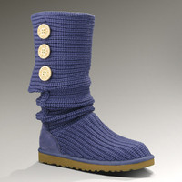 UGG Classic Cardy for Women | Crochet Knit Boots at UGGAustralia.com