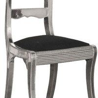 Ram's Head Silver Chair - Sweetpea & Willow London
