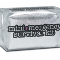Ms. and Mrs. Mini-Mergency Kits ... from Janice Cain Stationery LLC