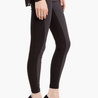 Contrast Color Leggings $36