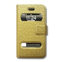 New Magnetic Flip Case Cover for Apple iPhone 4 [4625] - US$4.12 - China Electronics Wholesale - FlyDolphin.com