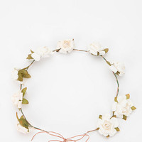 Urban Outfitters - Gardenhead Viola Halo Headwrap