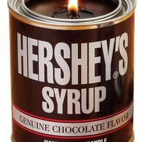 NEW Hershey&#x27;s Chocolate Syrup Pint Candle - 14 oz