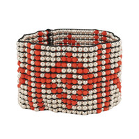 Beaded Geo Bracelet | FOREVER21 - 1000033355