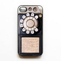 Payphone iphone 4 Case