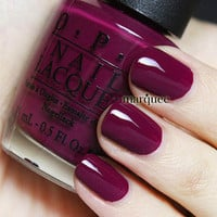 OPI Nail Polish (D10-Casino Royale) NEW  James Bond Skyfall 007 Collection