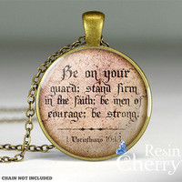 quote pendant charms,bible quotes resin pendants,jewelry pendant- Q0145CP