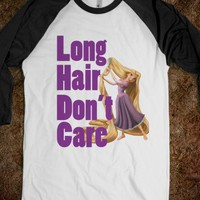 C - Long Hair Don&#x27;t Care 5