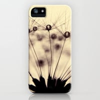 droplets of mocha iPhone Case by ingz | Society6