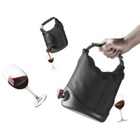 Menu Baggy Winecoat, Black