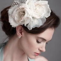 Petal Billow Headband in SHOP New at BHLDN