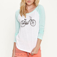 Billabong Bicycle Raglan Tee at PacSun.com